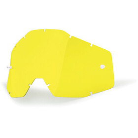 100% Replacement Lenses yellow-Clear